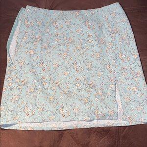 Mini skit XS shein floral print